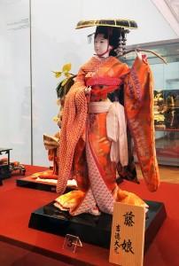 Фудзи-мусумэ (девушка-глициния)