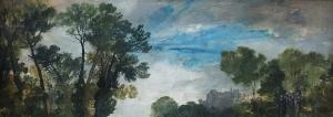 Tree Tops and Sky 1807
