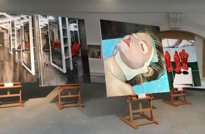 НОВЫЕ ИМЕНА:<br>Молодые русские художники
