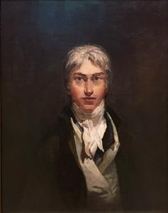УИЛЬЯМ ТЕРНЕР, автопортрет, 1799