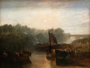 Abingdon exhibited 1806