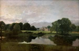 Malvern Hall, Warwickshire 1809