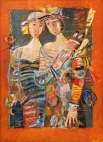 Валерик Апинян - Во дворике (Подруги), 1988-2000